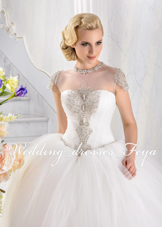 Из чего шьют свадебные платья