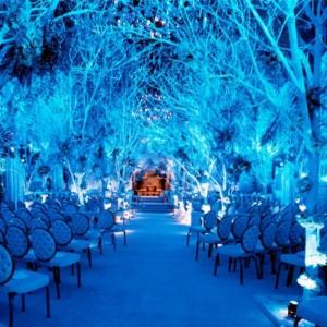 Особенности свадьбы зимой